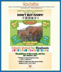 """Join Celia Ho """"The Elephant Girl"""""""