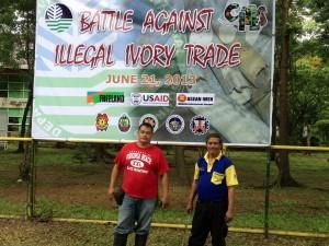 Philippines Ivory Crush Banner